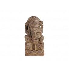 Ganesha Shanti em Pedra