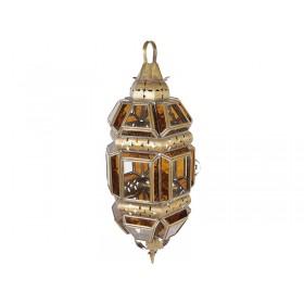 Luminária Latão Marrocos de Teto Atlas  60cm