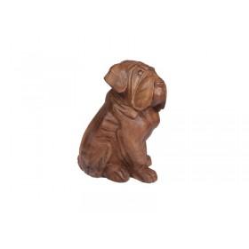 Cachorro Bulldog 28 cm