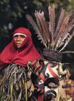 Artesanato indígena Papua