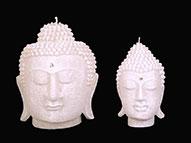 Vela Cabeça de Buda