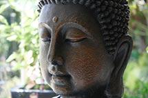 Cabeça do Buda