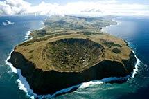 Aborígine Rapa Nui