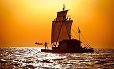 Barco Kon Tiki
