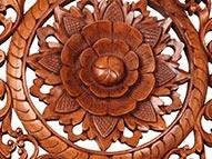 Mandala Flor Redonda