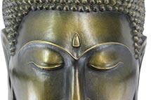 Máscara Buda Bali