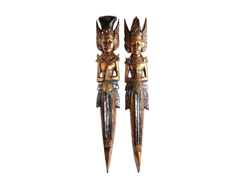 Casal de Rama e Sita Dourados