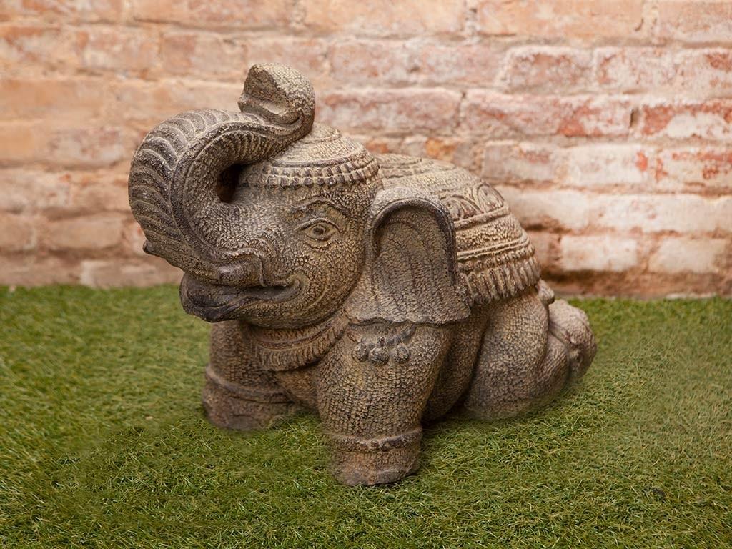 Elefante em Pedra