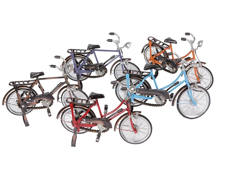 Miniaturas de Bicicletas em Ferro