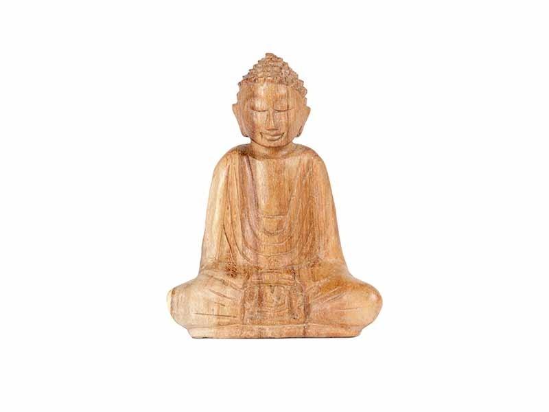 Escultura de Buda Pequeno
