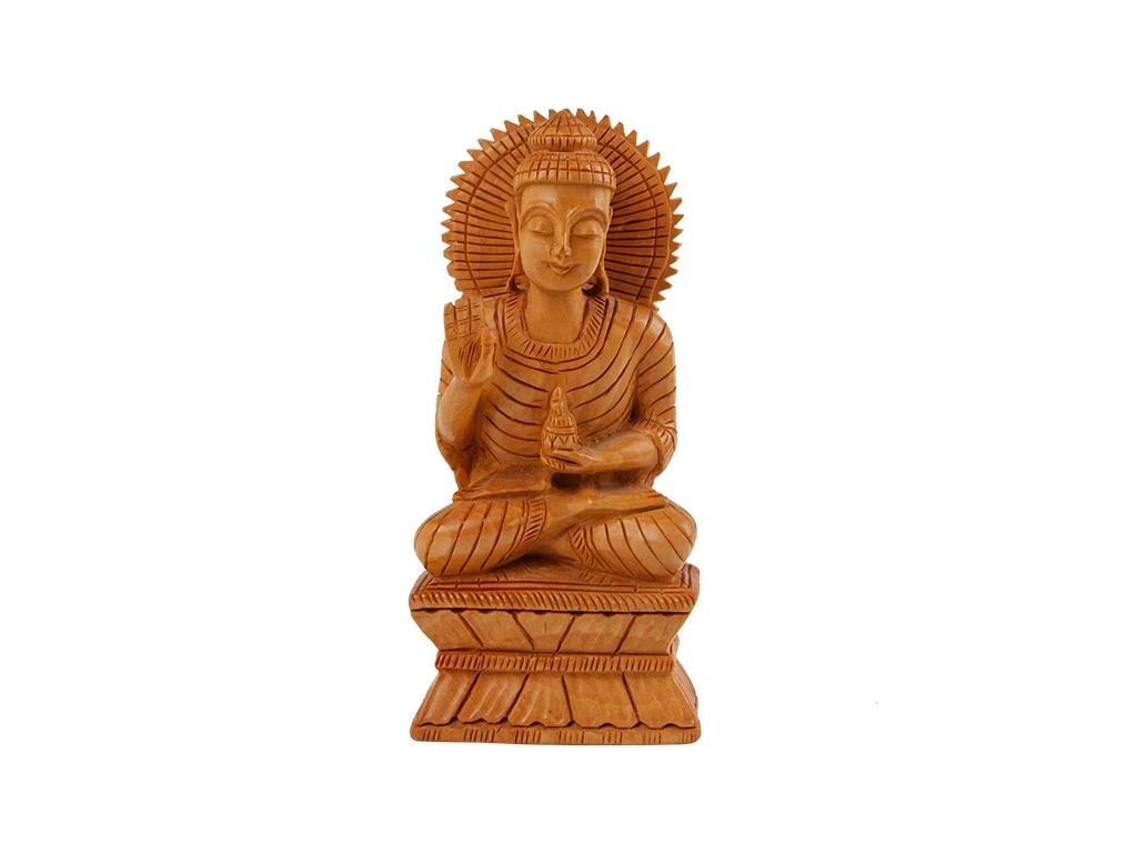 Buda Indiano em Madeira