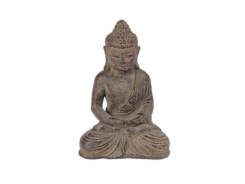 Escultura Buda em Pedra
