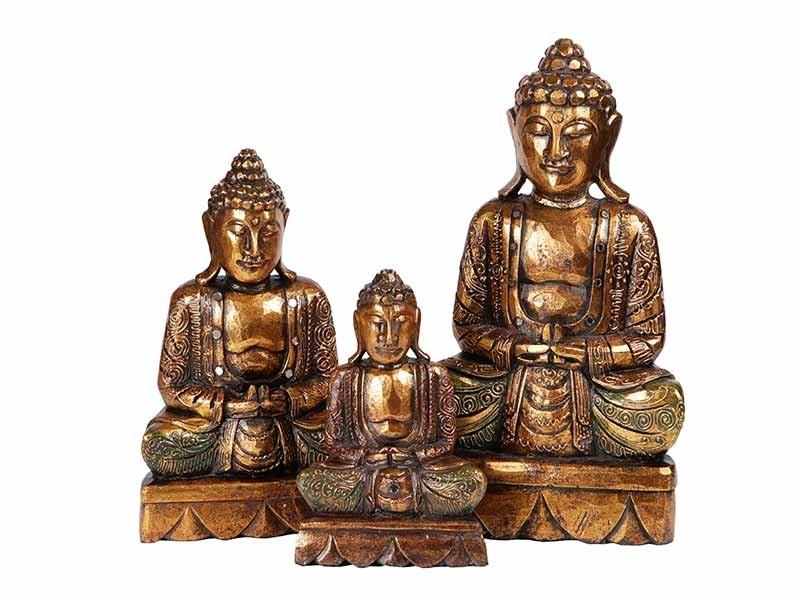 Escultuas Buda Sentado