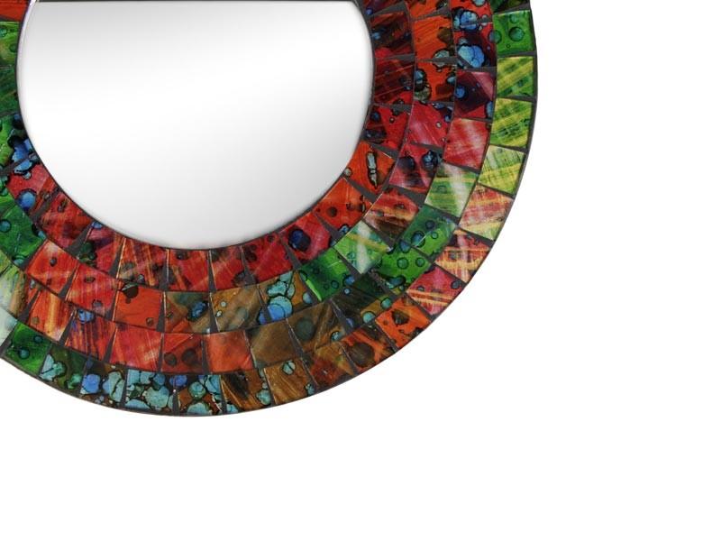 Espelho Mosaico 20cm