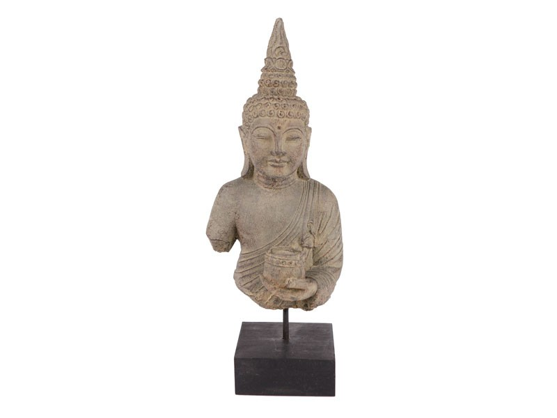 Estatua Buda em Pedra
