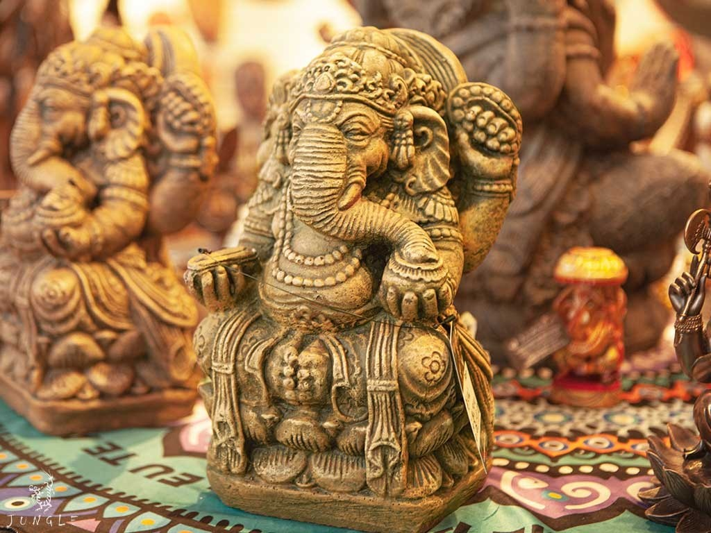 Escultura do Lord Ganesha