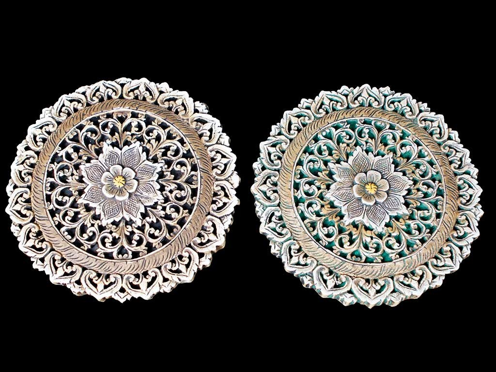 Mandalas Decorativas de Parede