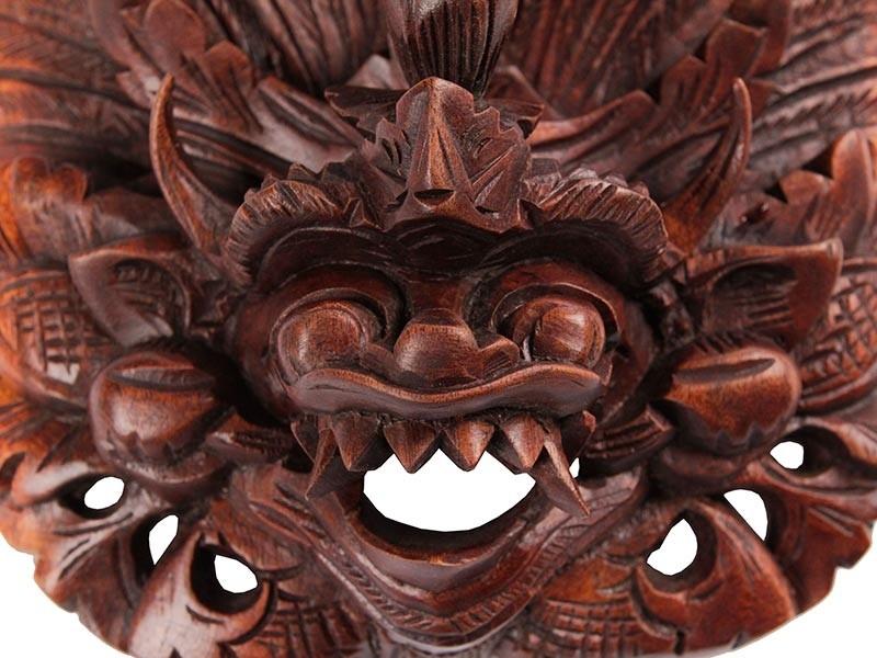 Máscara Barong Naga