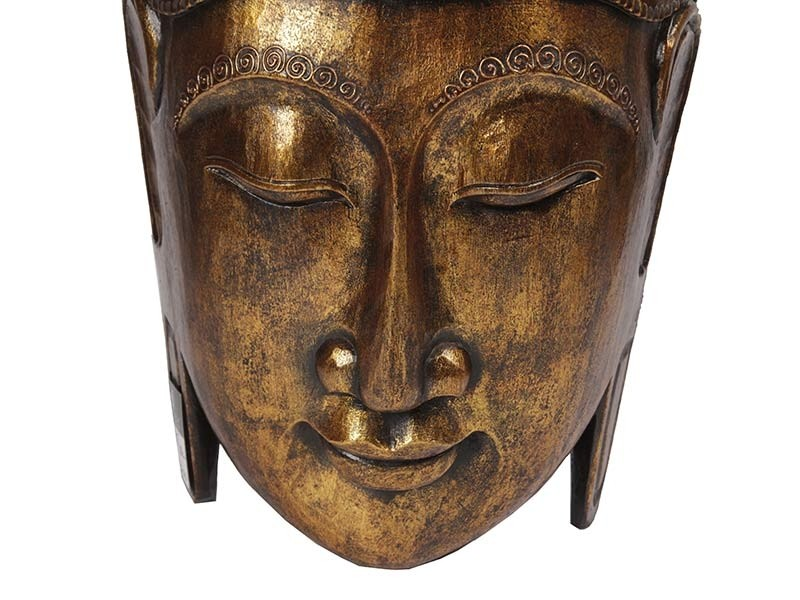 Rosto do Buda Iluminado