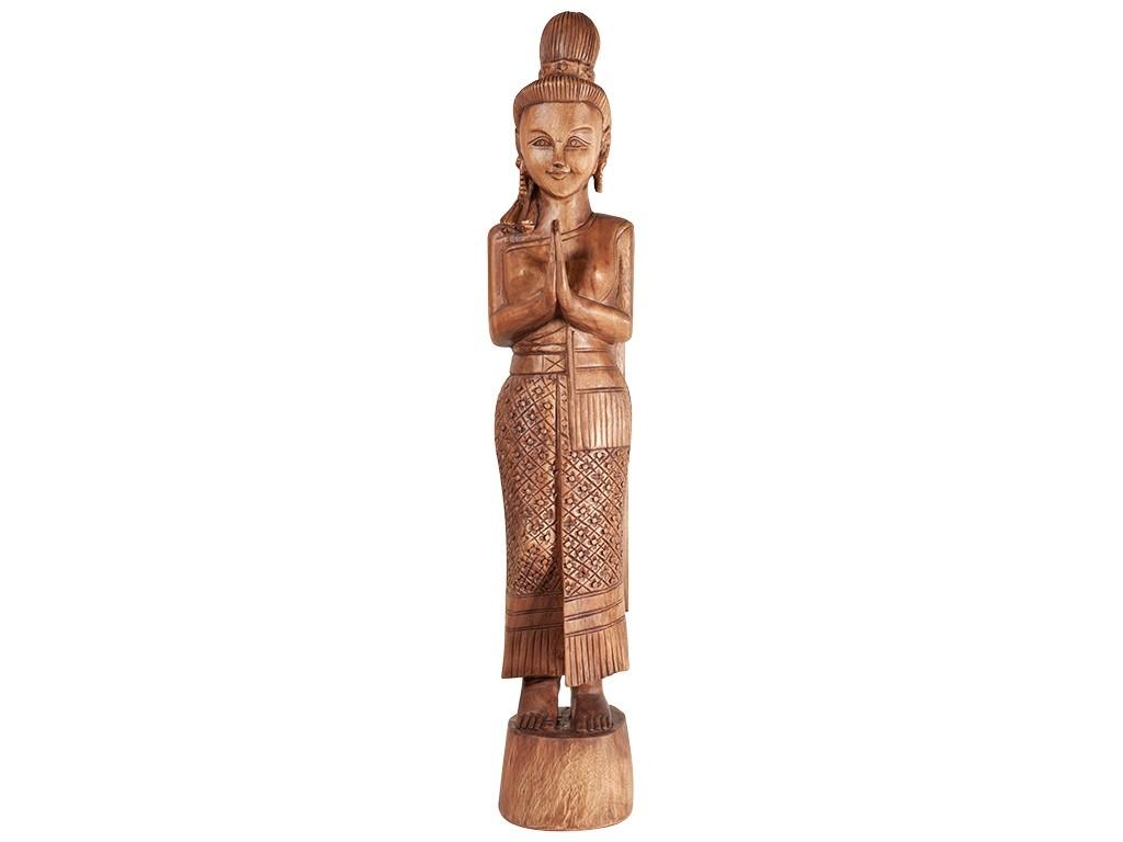 Escultura de Tailandesa Sawasdee