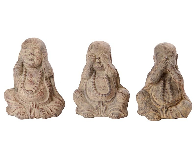 Trio Budas Pedra