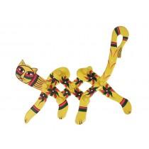 Cabideiro Modelo Gato Amarelo