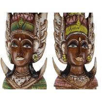 Esculturas feitas á mão 100cm