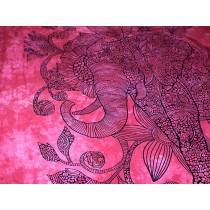 Manta Decorativa da India