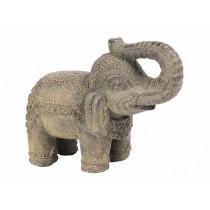 Elefante em Pedra Tromba para Cima