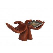 Escultura de Mãos Decorativa