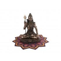 Escultura de Shiva Sentado