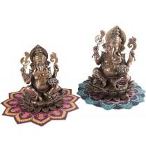 Esculturas do Deus Ganesha