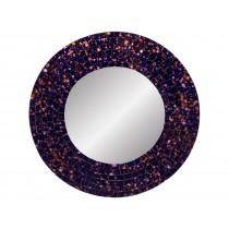 Espelho Mosaico Redondo