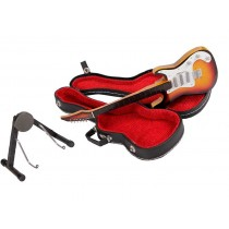 Mini Guitarra com Case