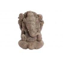 Imagem de Ganesha em Pedra