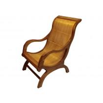 Cadeira teca Bambú