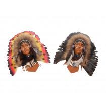 Máscaras Índios Sioux