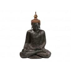 Buda em Resina Sentado Varada
