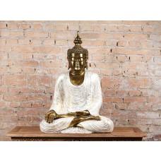 Buda em Resina Sentado
