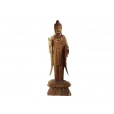 Escultura de Buda em Suarwood