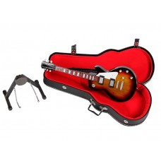 Mini Guitarra com Case
