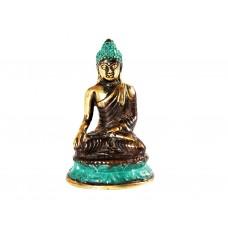 Escultura de Buda em Bronze