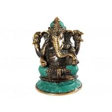 Ganesha em Bronze Decorativo