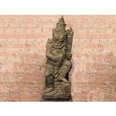 Escultura em Pedra Barong Dancando