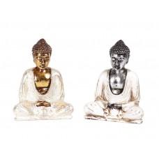 Budas Sentados para Decoração
