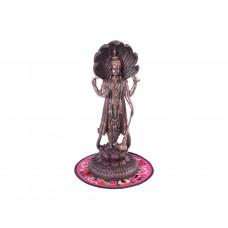 Escultura da Divindade Vishnu
