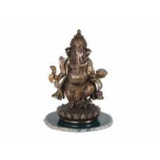 Estatueta de Ganesha Decorativo