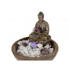 Fonte de Água Buda Medicina