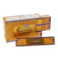 Caixa de Incensos Naturais Chandan