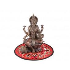 Deus Hindu da Riqueza Lakshmi